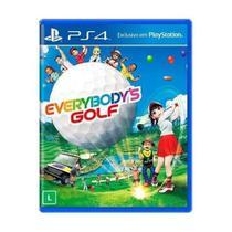 Everybody'S Golf - Ps4 - Sony