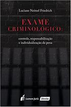 Exame Criminológico - Lumen Juris
