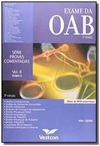 Exame da oab 1? fase vol.8 tomo 2 - Vestcon -