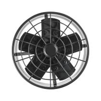 Exaustor Industrial Ventisol 30CM Prata -