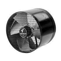 Exaustores Axiais 40 cm Ventisilva E 40 M4 (Monofásico de Alta Rotação 1.700 RPM) -