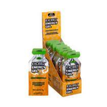 Exceed Energy Gel (cx c/ 10 uni) - Advanced Nutrition -