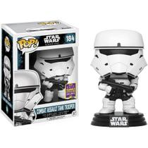 Exclusivo - Combat Assault Tank Trooper 184 - Star Wars Rogue One - Funko Pop -