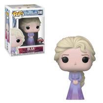 Exclusivo - Elsa 590 - Disney Frozen II - Funko Pop -