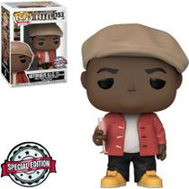 Exclusivo - Notorious B.I.G with Champagne 153 - The Notorious B.I.G - Funko Pop -