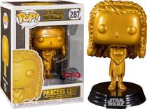 Exclusivo - Princess Leia 287 - Star Wars - Funko Pop -