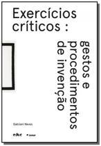 Exercicios criticos gestos e procedimentos de inve - Educ - puc