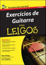 Exercicios de guitarra para leigos - Alta books -