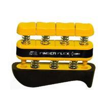 Exercitador de Dedos Finger Flex Amarelo - Carci