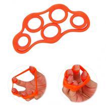 Exercitador para Dedos 3kg Intensidade Leve Alaranjado 1 Un  Liveup -