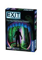 Exit: A Montanha Russa Assombrada - Jogo Escape Room Devir -