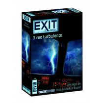 Exit  O voo turbulento - Jogo de Cartas - Devir -