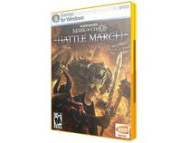 Expansão para Warhammer para PC - Mark of Chaos-Battle March - Namco