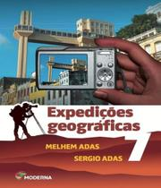 Expedicoes geograficas - 7 ano - ensino fundamental ii - 02 ed - Moderna - Didatico