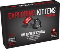 Exploding Kittens Proibidão - Galápagos Jogos