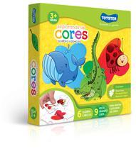 Explorando as cores - Toyster