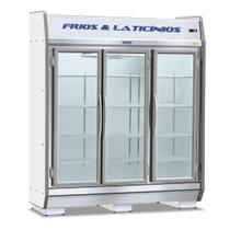 Expositor de Frios e Laticínios 3 Portas EAS 180 Fortsul -