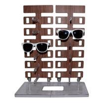 Expositor Torre para 12 Óculos em MDF 12MDF Zoke -