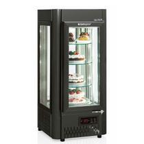 Expositor Vertical Refrigerado para Bolos GEVB-050 Gelopar -