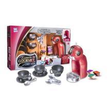 Expresso Goumet Cozinha 14 Peças Zuca Toys -