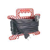 Extensão Elétrica 15m 10A 2x1,00mm² com Carretel Forceline 0180200063 -