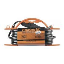 Extensão Elétrica Cordão Prolongador 10MT Famastil -