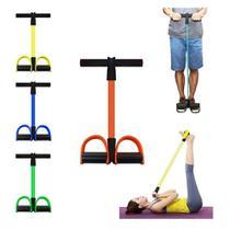 Extensor Elástico Pedal De Puxar Fitness Sit-up Musculação - Reparocell