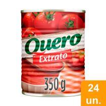Extrato de Tomate Quero 350g Embalagem com 24 Unidades -