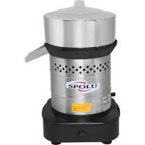 Extrator de Suco Industrial Aço Inox Bivolt - SPL-070  Spolu -