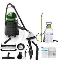 Extratora lavadora aspirador 52 litros ep150 ipc soteco + kit completo - Cds