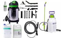 Extratora lavadora e aspirador 35 litros a135ext ipc soteco + kit completo - Cds