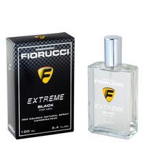 Extreme Black For Men Fiorucci Deo Colonia Perfume Masculino 100ml -