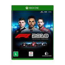 F1 18 - Formula 1 2018 - Xbox One - Codemasters
