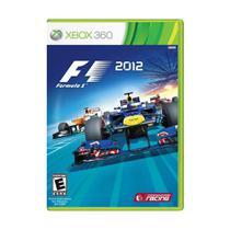F1 Formula 1 2012 Xbox 360 - Codemasters