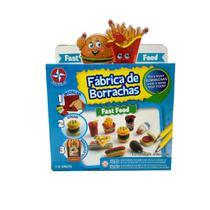 Fábrica de Borrachas Fast Food - Estrela -
