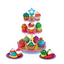 Fábrica de Cupcakes Amasse e Brinque Xplast - Homeplay