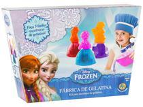 Fábrica de Gelatina Disney Frozen - DTC
