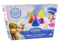 Fábrica De Gelatina Frozen - DTC -