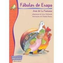 Fábulas de Esopo - Col. Reencontro Infantil - Nova Ortografia - Scipione