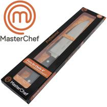 "Faca do Chef 8"" forjada preta MasterChef -"