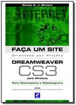 Faca um site dreamweaver cs3 - - Editora erica ltda