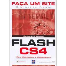 Faça Um Site - Flash Cs4 - Editora érica