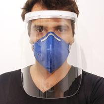 Face Shield Protetor Facial - Sculpy Printing Lifestyle