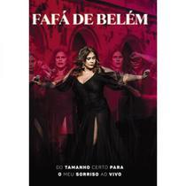 Fafá de Belém do Tamanho Certo para o Meu Sorriso Ao Vivo - DVD / MPB - Radar