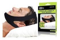 Faixa Anti Ronco Queixo Dormir Snoring Cabeça Apneia Aparelho Cinta Faixa Nasal - mbfit