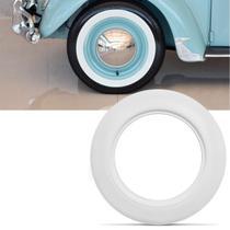Faixa Banda Branca para Pneu Aro 16 Universal Modelo Tradicional Vw Fusca Larga - Prime