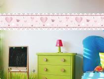 Faixa bonder decorativa quarto infantil  jogo 04 peças med.10x100) - Atitude Signs