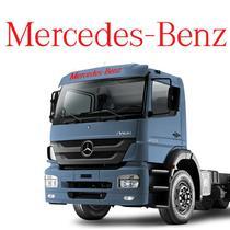 Faixa Caminhão Mercedes-Benz Adesivo Testeira Quebra Sol - Sportinox