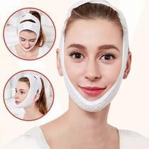 Faixa Cinta Máscara Rosto Modeladora Facial Lifting - Kmn