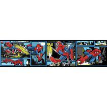 Faixa de Parede Quadrinhos Homem-Aranha DY0251BD - Marvel